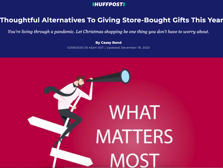 HuffPost. Celebrate during the pandemic without a store bought gift, says tech startup VidDay