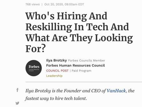 Convert your skills for the new digitized world, says tech hiring platform VanHack