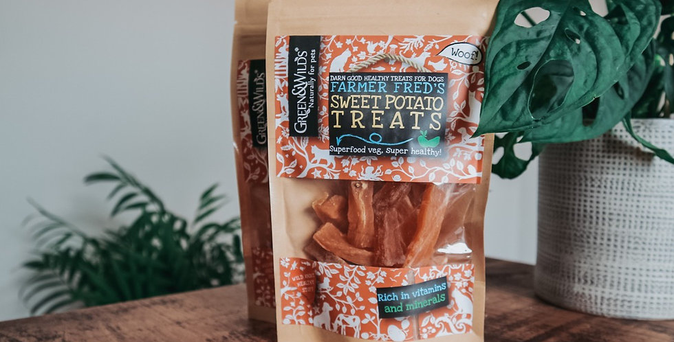 Sweet Potato Treats