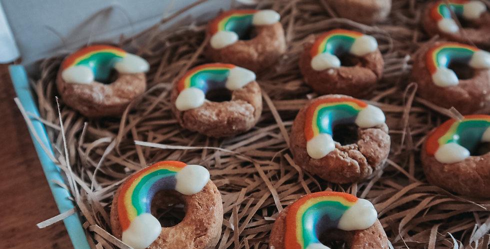Rainbow Donuts (£1 each)