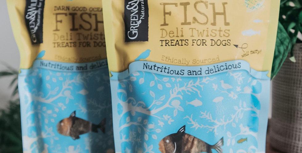 Fish Deli Twists