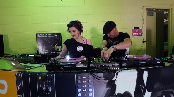 Movement 2016 w/ DJ Little Miss Make-up