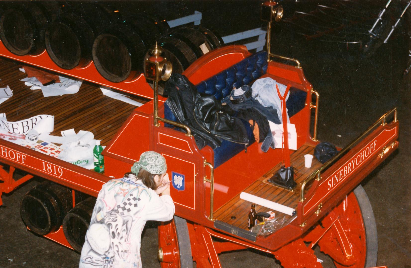 Koff  Wagon