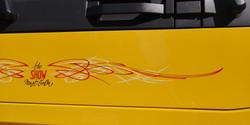 Rekkastraipit - big rig stripes