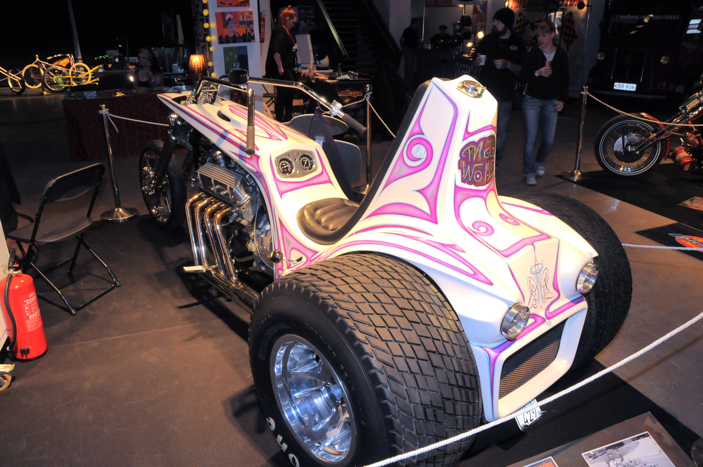 Mad World Trike