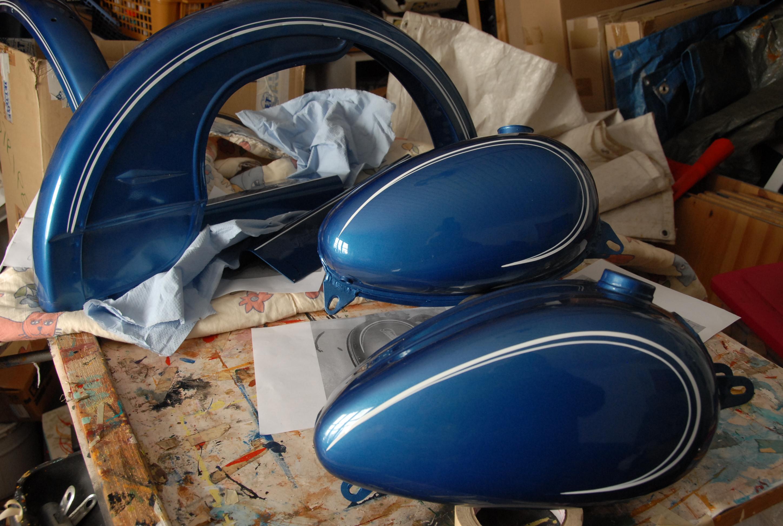 Wizzzcraft restoration stripe Tunturi