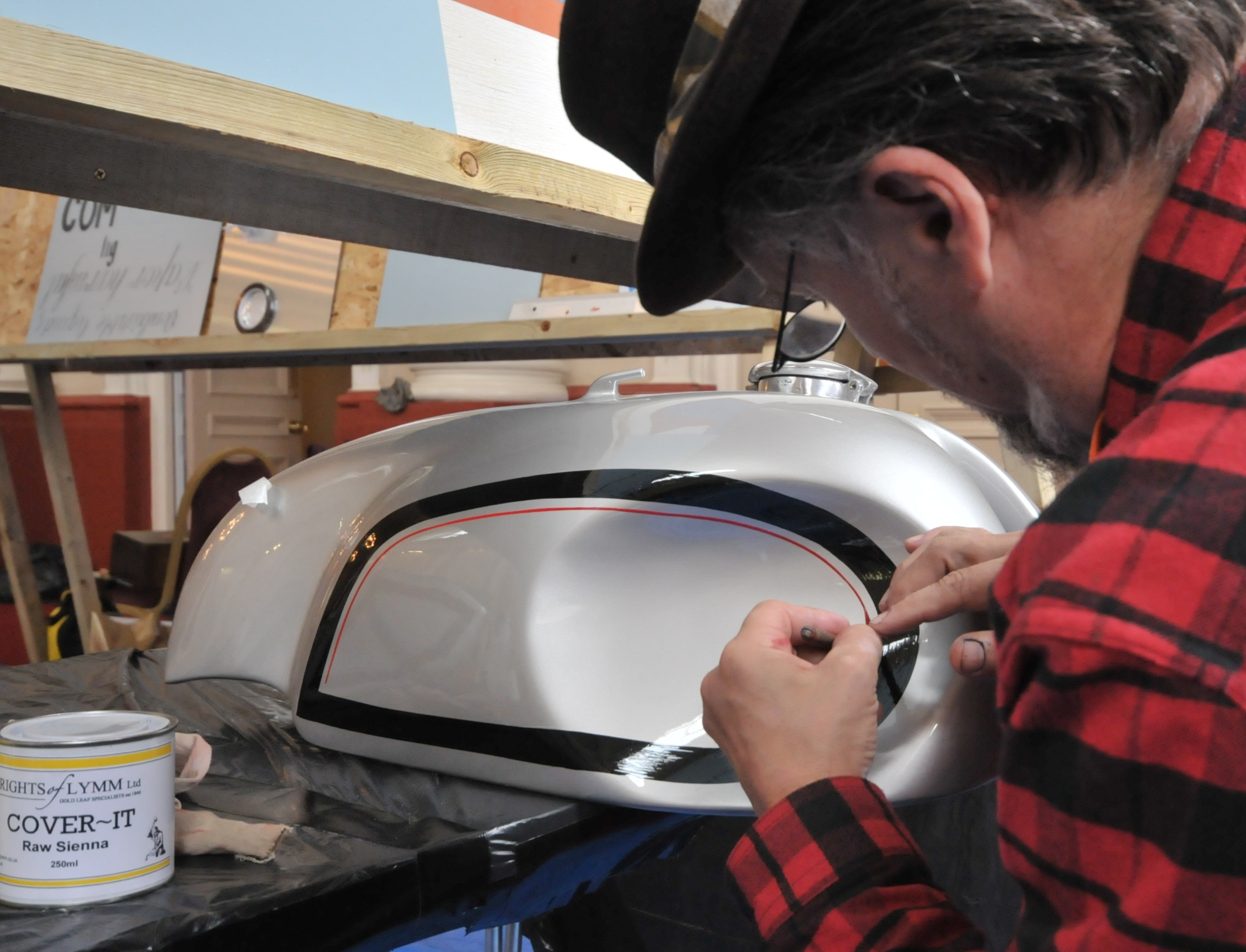 Wizzzcraft restoration Triumph