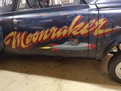 Moonraker-Bulletnose Studebacker