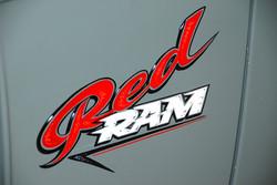 Red Ram Hemi Hot Rod