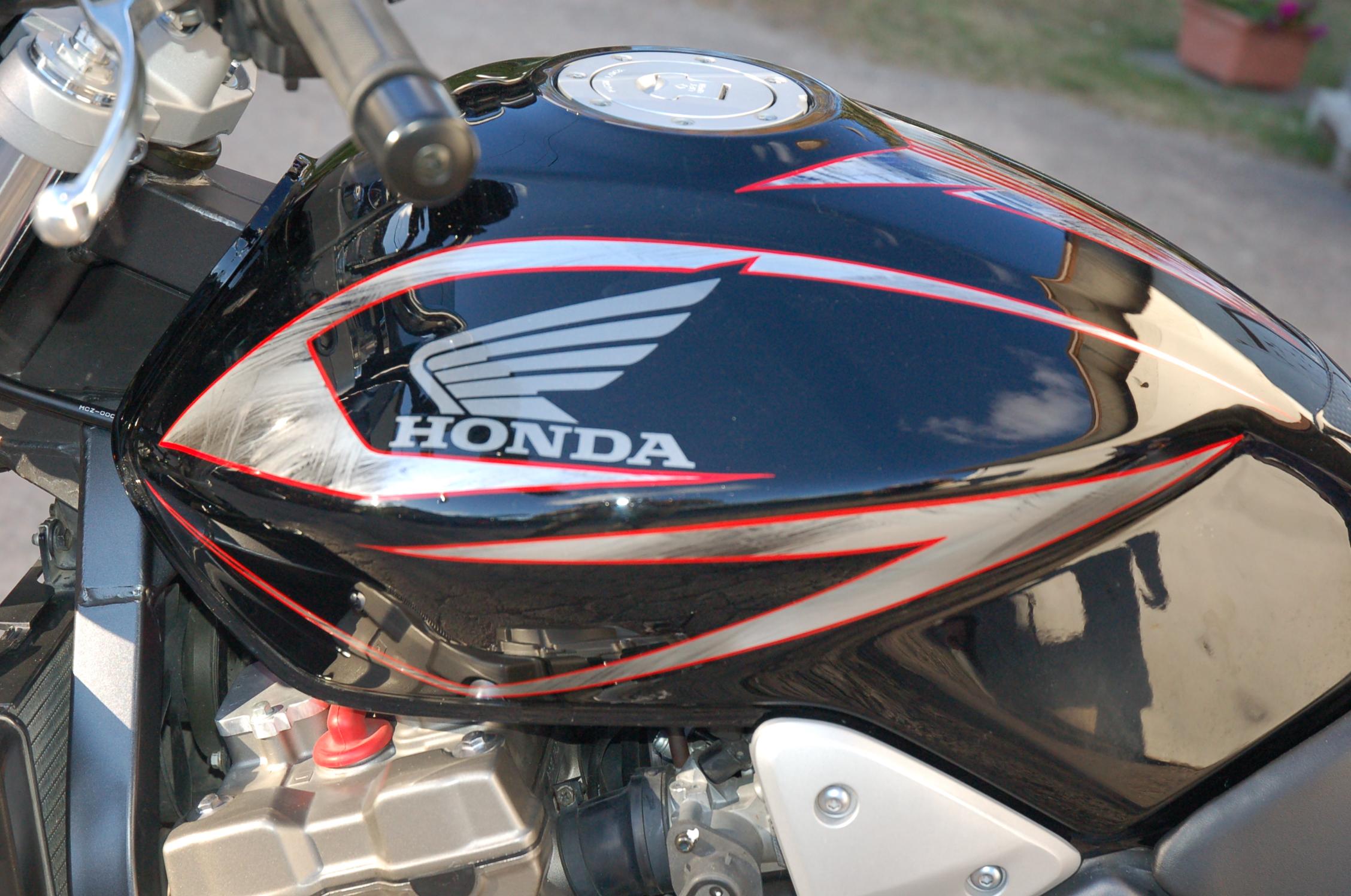 Honda Minigraphics