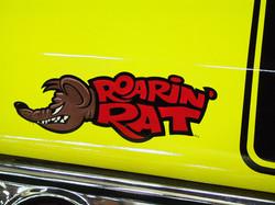 Roaring Rat
