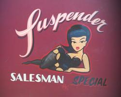 Suspender Salesman