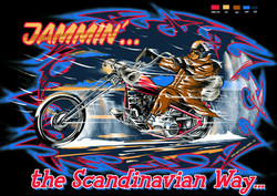 Wizzzcraft Brushworks Jammin' Scandinavi