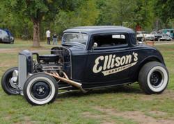 Ellison's gunpowder