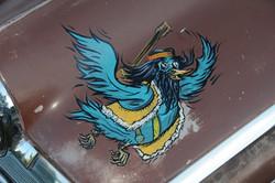 Hippiebird