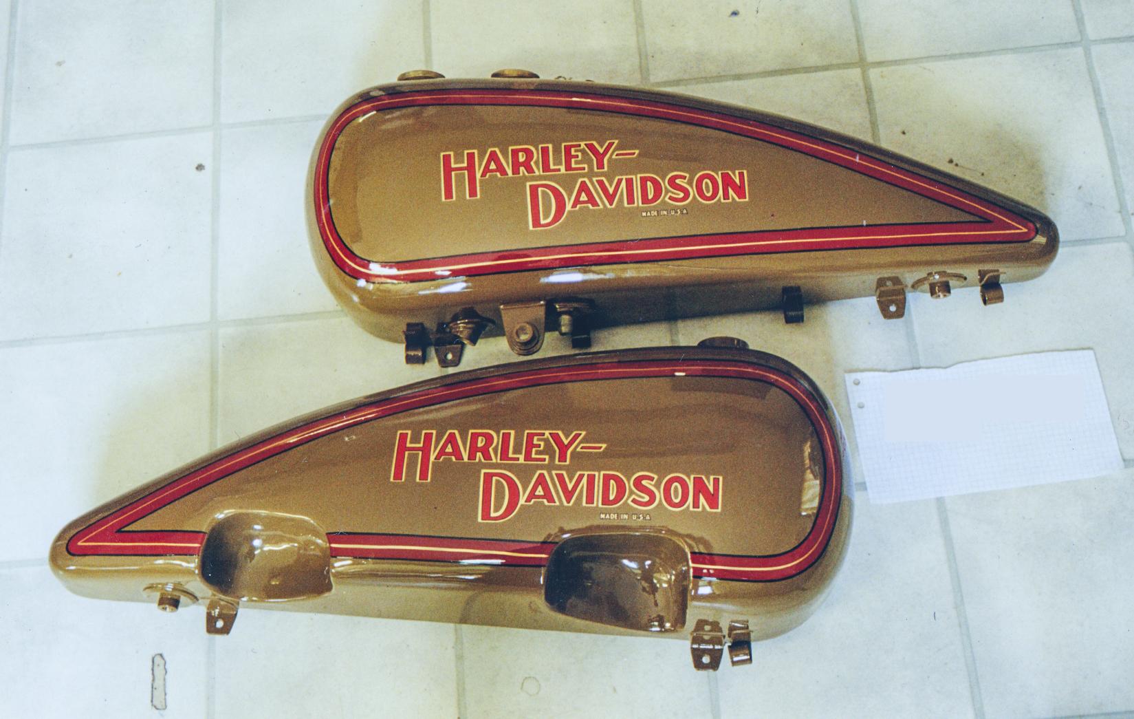 Harley-Davidson JD 1929
