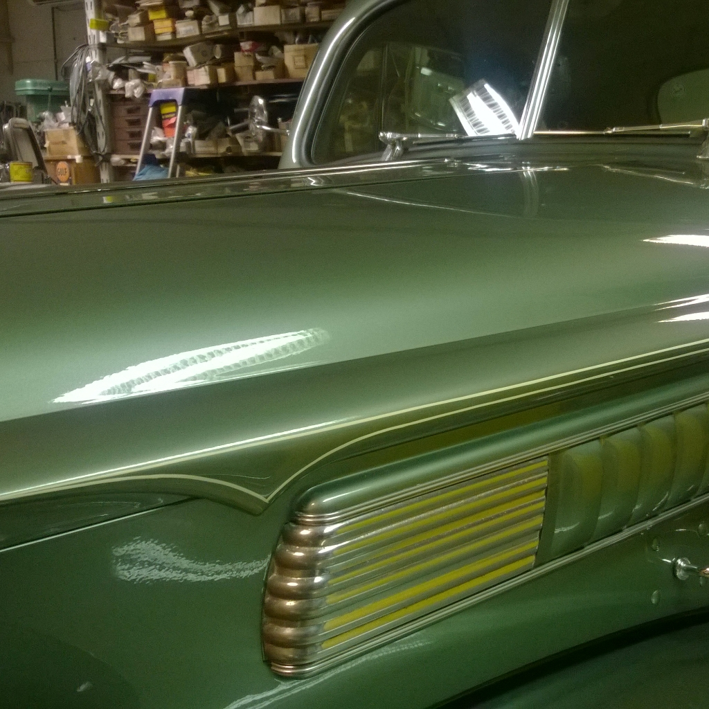 Wizzzcraft restoration stripe Packard