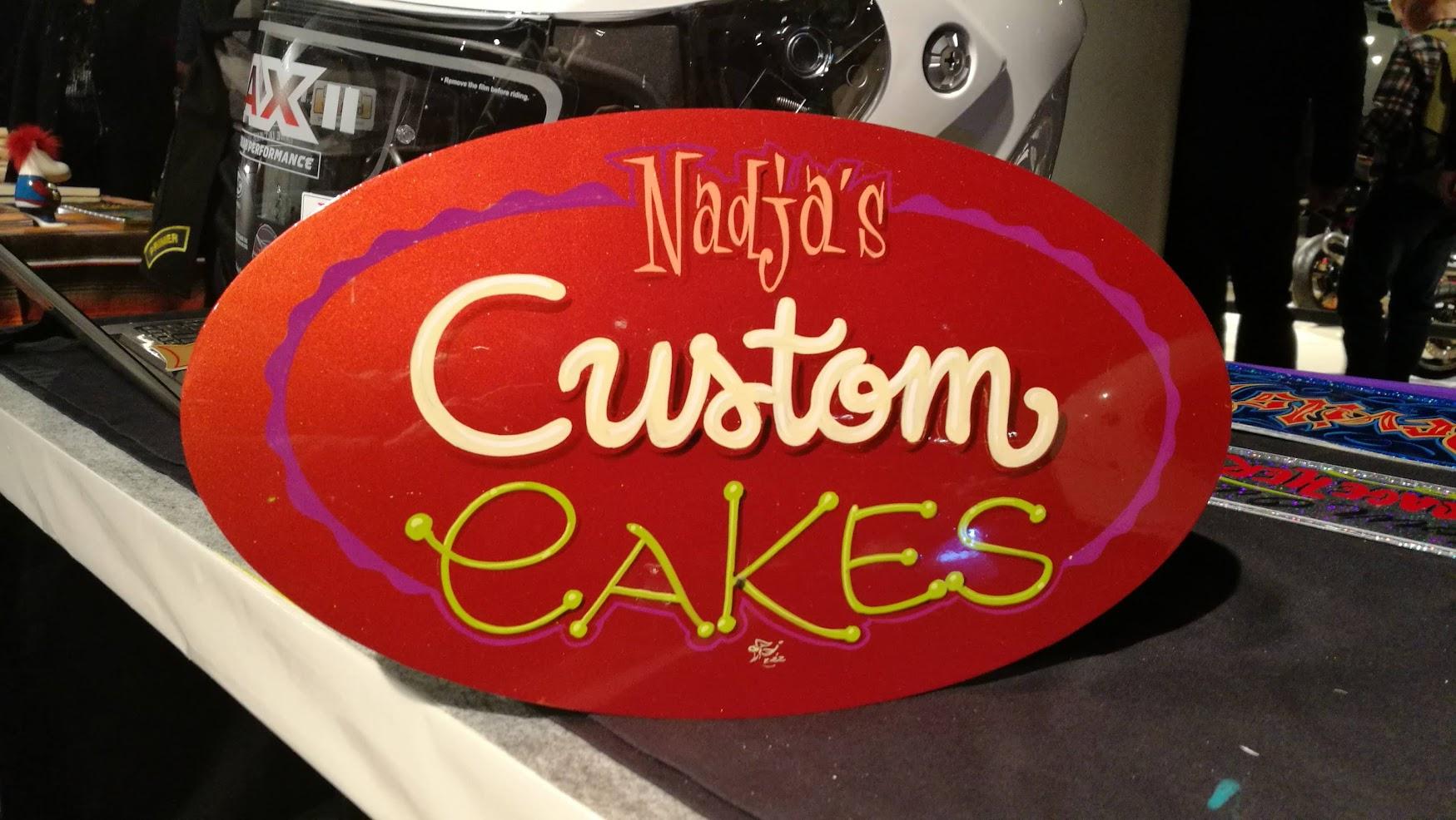 Nadja's Custom Cakes
