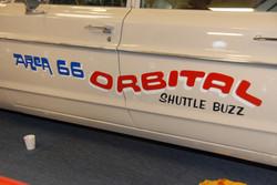 Area 66 Orbital Shuttle Buzz