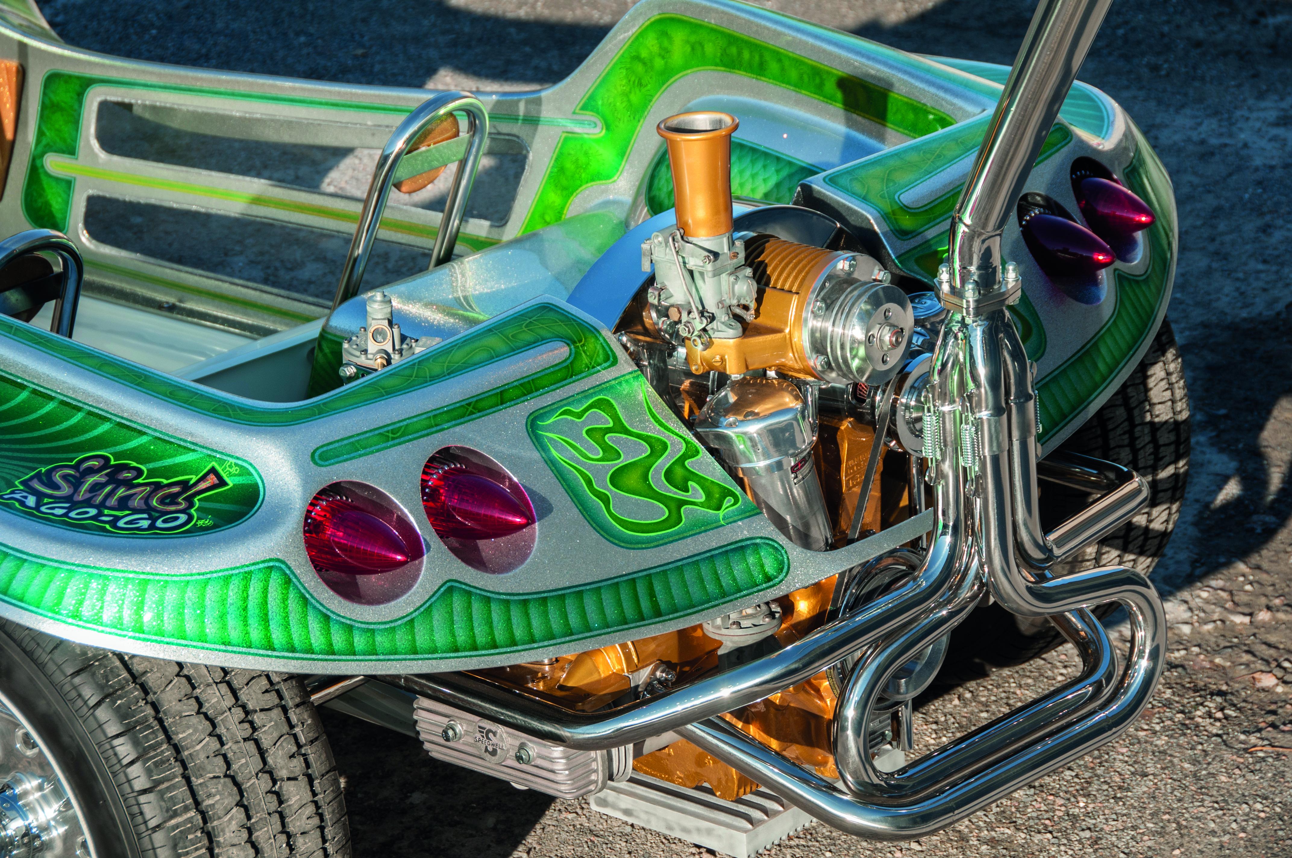 Custom Beach Buggy