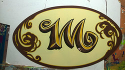 Yrityskyltti - Business sign