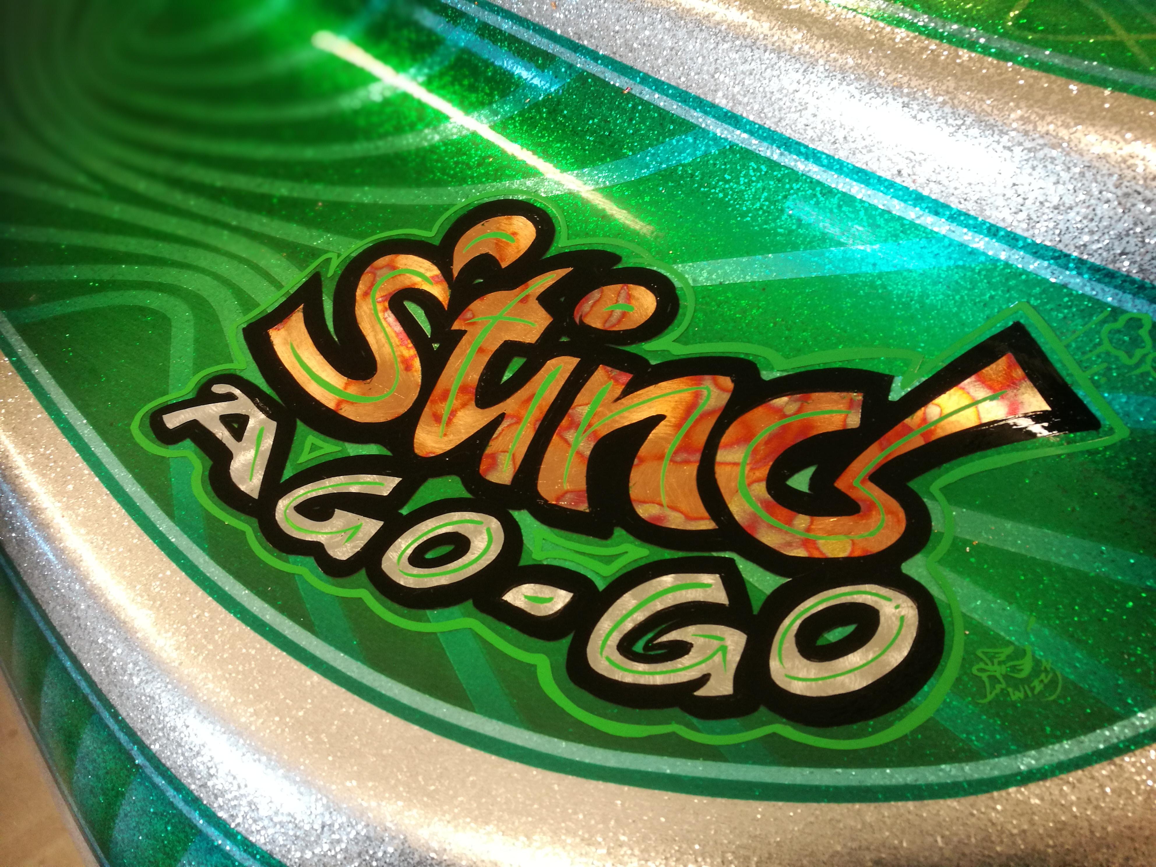 Sting A Go-Go