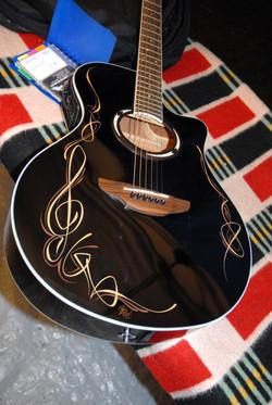 Acoustic stripes
