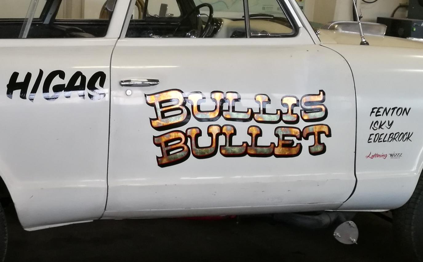 Bullis Bullet