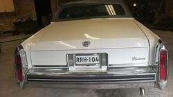 Wizzzcraft restoration stripe Cadillac