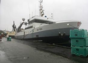 Eystur- og Vesturbúgvin landa í Havn