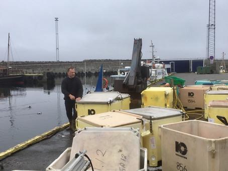 Brúkiligur fiskiskapur hjá útróðrarbátunum