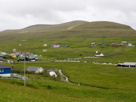 Nývalda bygdarráðið í Skálavík skipað seg