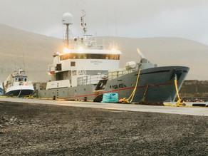 Sandshavið frá 1988 er sjógóður og góður línubátur