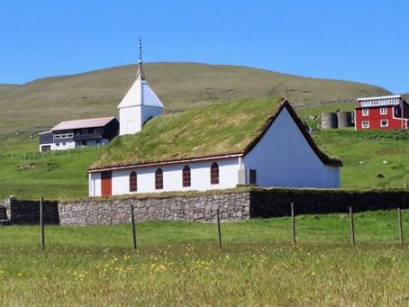 Sunnudagin verður prestur í Skálavík