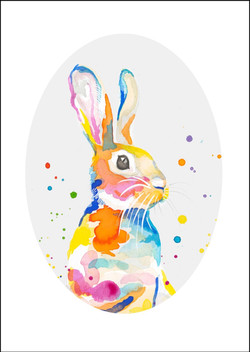 Arts Centre Easter Bunny oval A3_preview