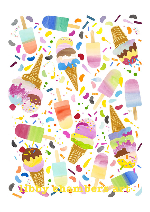 LC Ice cream FB