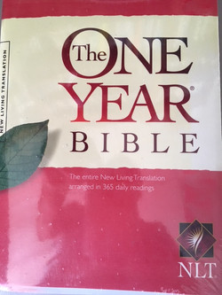 Bible Study Wed 10a or 6p