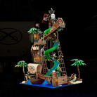 LEGO Treasure Cove Water Slide AwesomeClub Wallpaper 16 x 9.png