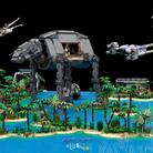 LEGO Blue Squadron Scarif Battle Star Wars 1 AwesomeClub Wallpaper 16 x 9.png