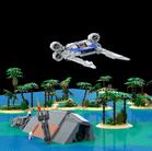 LEGO Blue Squadron Scarif Battle Star Wars 2.5 AwesomeClub Wallpaper 16 x 9.png