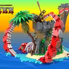 LEGO The Kraken AwesomeClub Wallpaper 16 x 9.png