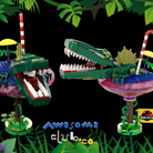 LEGO Jurassic Park Cocktail AwesomeClub Wallpaper 16 x 9.png