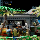 LEGO Blue Squadron Scarif Battle Star Wars 6 AwesomeClub Wallpaper 16 x 9.png