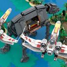 LEGO Blue Squadron Scarif Battle Star Wars 2 AwesomeClub Wallpaper 16 x 9.png