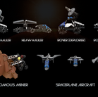 LEGO Occupy Mars Micro Vehicles AwesomeClub Wallpaper 16 x 9.png