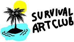 Survival Art Club Banner Logo