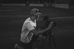 Director of Photography Ben Izzard