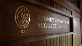 SCG Clubhouse