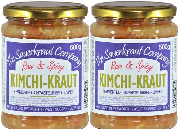 The Sauerkraut Company Kimchi Kraut Korean Style