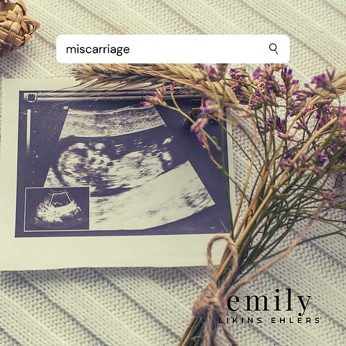 Miscarriage Management